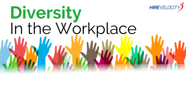 Diversity in the Workplace - Infographic