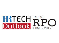 HR Tech Outlook Top RPO Firms Award