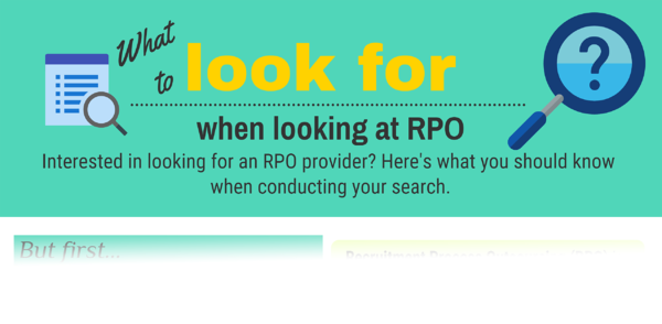 What to Look For When Looking at RPO - Infographic