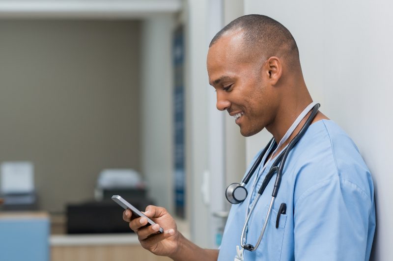 The Healthcare Recruitment Process and How Texting Can Help
